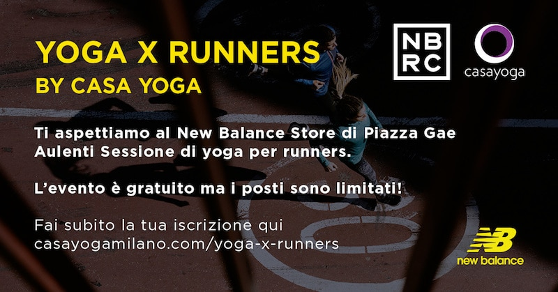 Yoga per runners