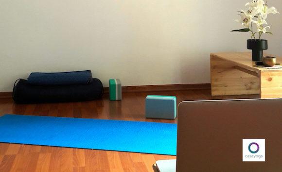 Pro e contro delle lezioni yoga online